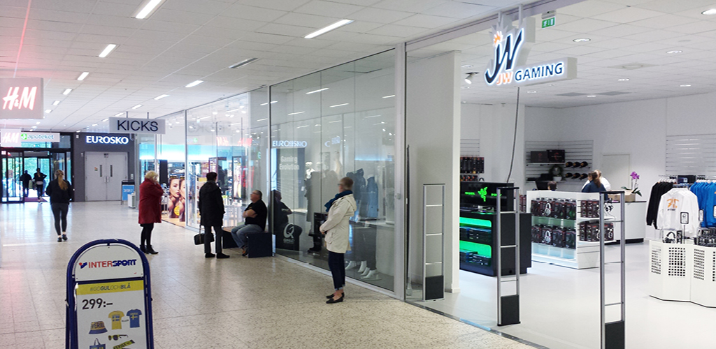 50c026383b6 ... JW Gaming Avesta Galleria ...